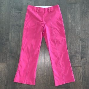 CACHE | Pink Cropped Pants Career size 4